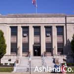Ashland County Courthouse